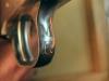 Engraved trigger gaurd